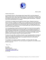 letter of recommendation for student with disabilities telluride adaptive sports program tasp letter of recommendation for