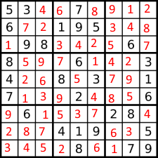 Sudoku Puzzel Solver Sudoku Solving Puzzles The Easy Way With A Paint Programfrankly