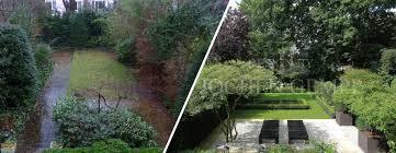 Gartengestaltungen vorher nachher | Gempp Gartendesign