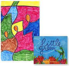 Art For Kids Art Projects For Kids Kinder Line Art Project Nwk Pinterest