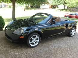 2002 unmolested Black Mr2 Spyder for sale 117k manual