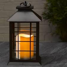 window battery operated outdoor lantern