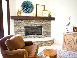 corner stone fireplace collect this idea stacked stone corner electric fireplace
