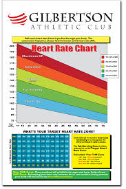 Heart Rate Chart Personal Trainer Website Becoming A