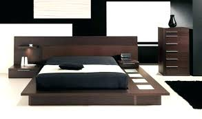 low platform beds with storage. Low Platform Bed Modern Beds Profile . With Storage