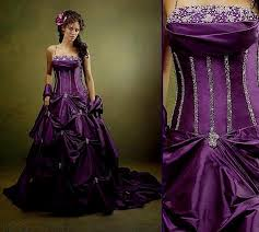 dark purple wedding dress naf dresses
