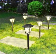 the best solar path lights to