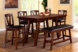 bathroombeauteous counter height dining sets bench new home designs the black set wood table bathroombeauteous great corner office desk
