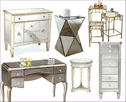 fabulous mirrored furniture. Fabulous Mirrored Furniture. Fine Furniture Bedside Table Very Drawer Nightstand Small Black White And O
