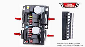 maxresdefault classic technologies aftermarket fusebox rewiring classic car youtube on aftermarket fuse box