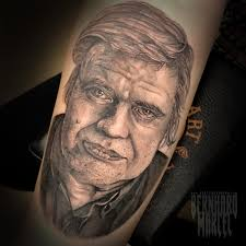 Tattoo Marcel Bernhard Art Tattoo