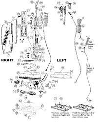 oreck xl2320rh vacuum parts Oreck XL Sweeper Parts Oreck Xl Motor Wiring Diagram #42