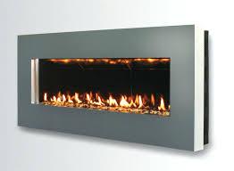 amantii panorama slim electric wall mount fireplace with black surround jackson
