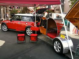 Small Car Camper Kurt Began Designing A Trailer That Could Be Towed Behind Their