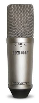 scm 1000 studio condenser microphone nady systems inc scm 1000 studio condenser microphone