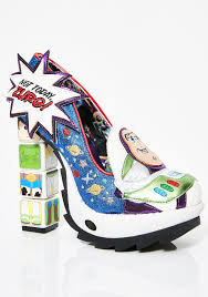 Toy Story Arch Enemies Light Up Heels X Toy Story Arch Enemies