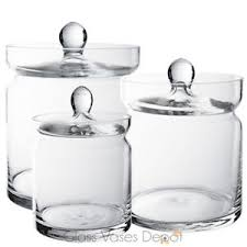 Decorative Glass Candy Jars Decorative Glass Candy Jars With Lids 75