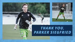 Thank You, Parker Siegfried - YouTube