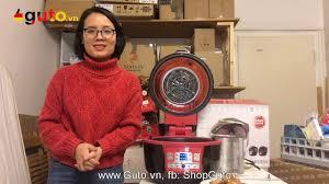Guto.vn | Nồi chiên không dầu Klarstein Turbo 9 Lít