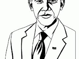 Small Picture President Barack Obama Coloring Pages Barack Obama Coloring Pages