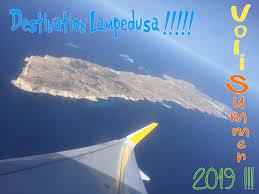 Lampedusa Voli Aerei Voli Diretti Per Lampedusa Estate 2019