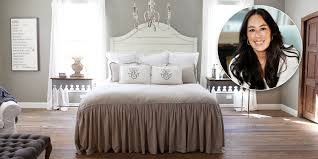 Joanna Gaines Master Bedroom Designs Joanna Gaines Updated Her Familys Farmhouse See Inside