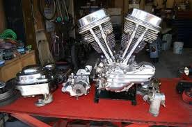 1963 harley panhead engine for sale