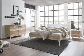 Factory Chic Hasena Holz Bett Akazie Weiß Möbel Letz Ihr Online