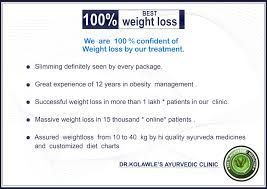 Online Weight Loss Charts Dr Kolawales Clinic