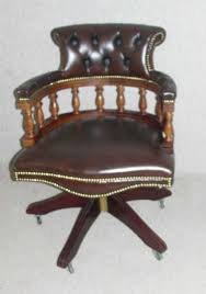 brown leather office chair antique leather office chair