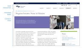 internal initiative treatment ucsf brand identity internal initiative web