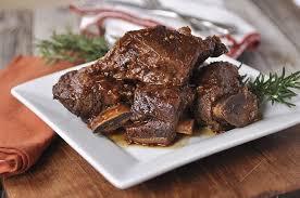 balsamic crock pot short ribs your