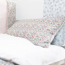 liberty print pillowcase in b