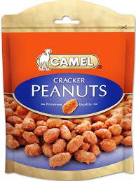 "<b>Жареный арахис</b> со специями ""Cracker Peanuts"" 150гр <b>Camel</b> ..."