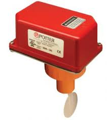 automatic fire sprinkler switches fox valley fire & safety Potter Sprinkler Tamper Switch Wiring potter vsr sg st waterflow alarm switch with union Potter Fire Sprinkler Tamper Switches