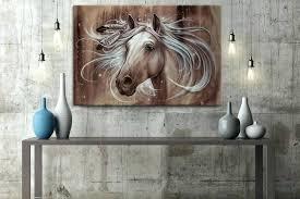 horse wall art horse wall art canvas print spark of horse wall art canvas horse horse wall art