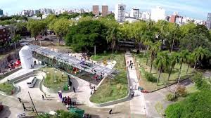 Gallery of Friendship Park / Marcelo Roux + Gastón Cuña - 1 | Urban  landscape, Landscape design, Park