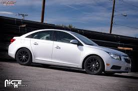 Chevrolet Cruze Niche NR10 - M122 Wheels Matte Black