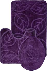 purple bath rugs images including attractive bathroom sets and 2018