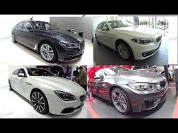 All New Luxury Sedans Bmw Series Youtube