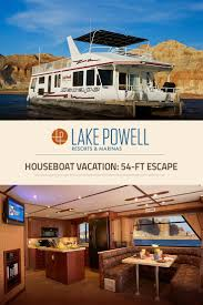 Pictures Of Houseboats Escape Luxury Houseboat Rental Lake Powell Resorts Marinas