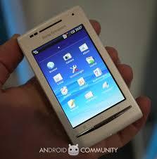 sony ericsson xperia x8. sony ericsson\u0027s xperia x8 ships, android 1.6 proudly on board ericsson xperia
