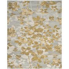 safavieh evoke maxwell gray gold indoor oriental area rug common 10 x 14