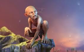 Pan pierścieni Gollum Fantasy procesorów Hobbit Free Pictures Tapety na  pulpit
