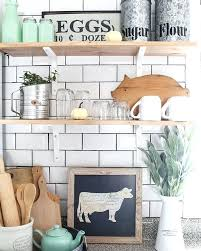 farmhouse kitchen decor style for stupefying farm best cow ideas on modern decorating t61 farm