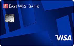 Promo valid until june 30, 2021. Consumer Credit Cards East West Bank