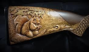 Gun Stock Carving Designs Gunstock Carving