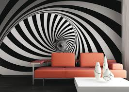 Small Picture Wall mural wallpaper grafic retro 3D Design burble photo 360 cm x