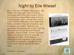 elie wiesel essay buyservicefastessaytechnology night elie wiesel essay topics