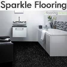 black sparkly bathroom flooring glitter effect vinyl floor next sparkle lino